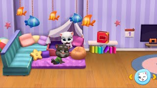 My Talking Tom Friends - Gameplay: #DAY2 (Android, iOS)