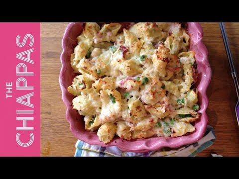 Video Healthy Pasta Bake