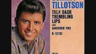 Johnny Tillotson - Talk Back Trembling Lips (1963)