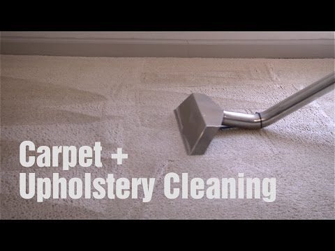 RSA: Carpet and Upholstery Cleaning Technician Courses - YouTube