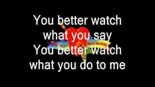 Tom Petty And The Heartbreakers - You Got Lucky (Lyrics)