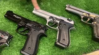 อับเดทปืนแบลงค์กันมาใหม่ๆ โมเดล EKOL , RETEY , ZORAKI ,CONIC ,KUZEY  ,RAMBO มาใหม่ๆครับ