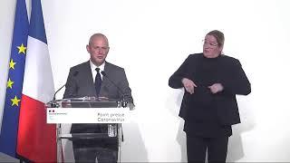 COVID-19 | Conférence de presse, 1er avri 2020, par le Directeur général de la santé  | Gouvernement