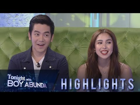 TWBA: Joshua and Julia shares interesting revelations in 5 in 45