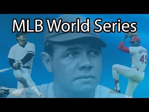 Major League Baseball | World Series | Class 1.4