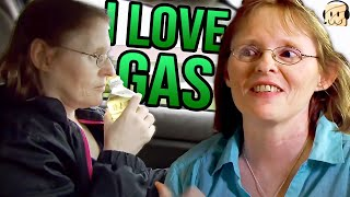 Woman Addicted to Sniffing Gas | My Strange Addiction - React Couch