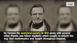 Charles Babbage - The Father of Computers