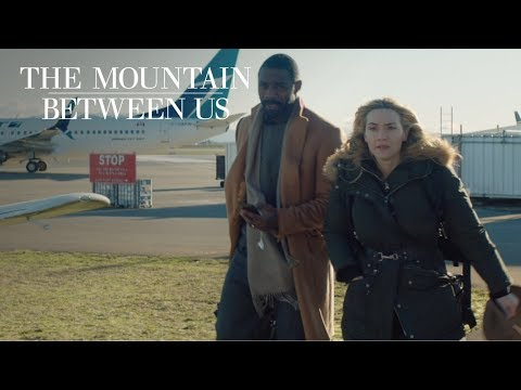 The Mountain Between Us (Featurette 'Author Charles Martin on the Story')