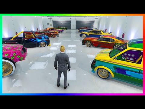 TOP 5 Benny's Customs DLC Cars & Vehicles In GTA Online! (GTA 5 Best Cars)