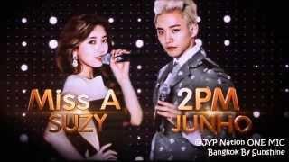 [Nobody's Business] Junho&Suzy @JYP Nation Bangkok