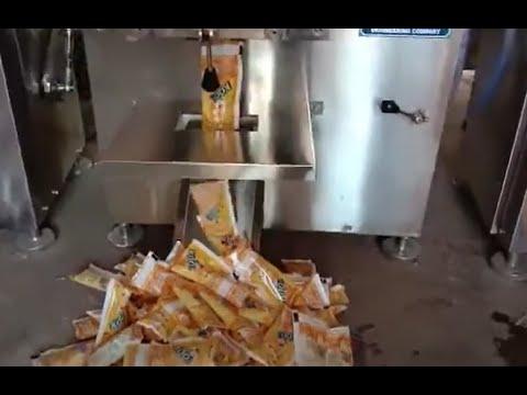 Laminated Juice Packing Machine