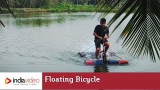 Floating Bicycle