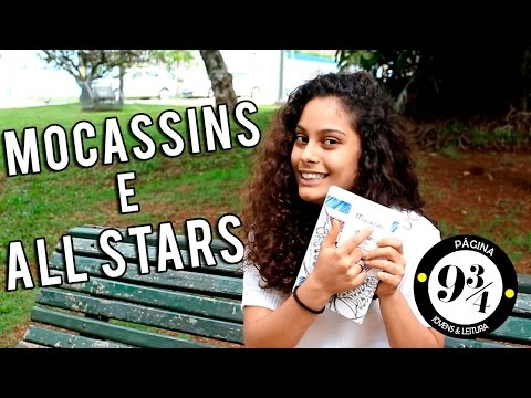 MOCASSINS E ALL STARS - ( CLARA SAVELLI)