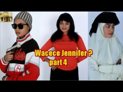Wacece Jennifer? part 4 Labari mai cike da rudani da tantagaryar soyayya