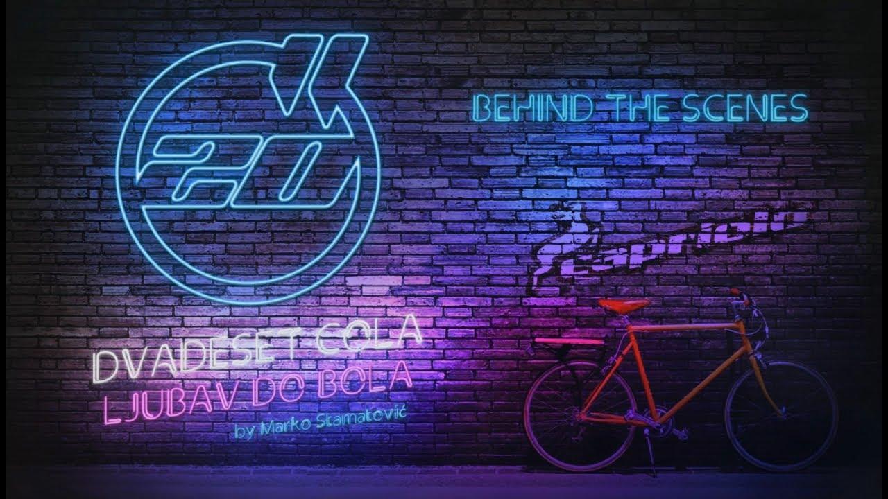 20 Cola - Behind the scenes