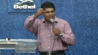 Malayalam Message on 'Little Faith (Matt 14:22)'  By Rev. Johnson Varghese