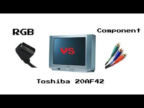 RGB mod VS Component Video on a Consumer Grade TV