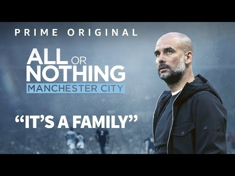 All or Nothing Manchester City | Subtitles now available!