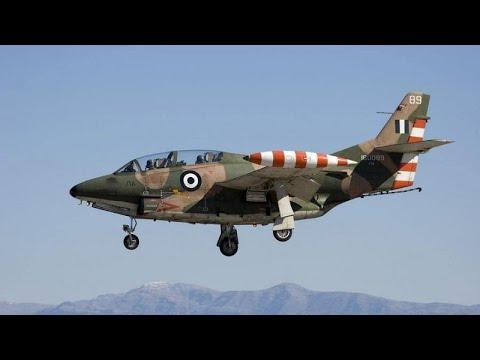 Συνετρίβη πολεμικό αεροσκάφος-Νεκρός ο δεύτερος πιλότος …