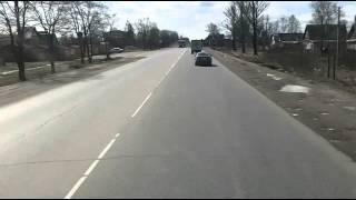 Р-23 Е-95 (М-20 Киевское шоссе) КАД - Гатчина