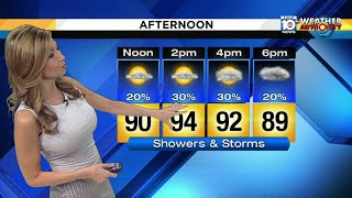 Video Julie Durda: 'It is going to be a hot one' MP3, 3GP, MP4, WEBM, AVI, FLV Agustus 2019