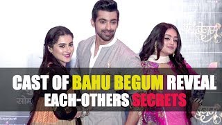 Know all the secrets about the charming trio from Bahu Begum