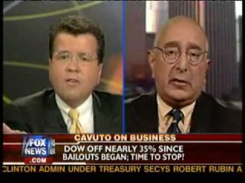 Neil Cavuto in screamathon with Ben Stein over our failed economy and how to repair it.