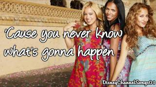 The Cheetah Girls - Fly Away With Lyrics