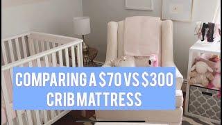 Crib Mattress Review: Newton Baby vs Safety 1st