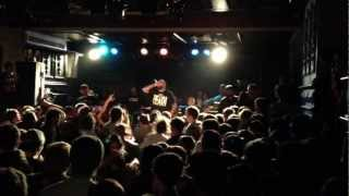 The Acacia Strain - See You Next Tuesday (The Well, Leeds - March 9th 2012)
