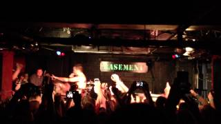 Gambar cover Fake You Out FIRST EVER PERFORMANCE by Twenty One Pilots at the Basement 1/11/13