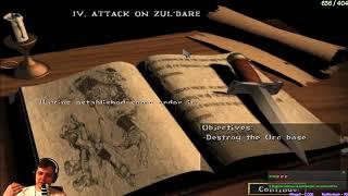 Разбор мирового рекорда по Warcraft 2 Tides Of Darkness. Кампания людей.