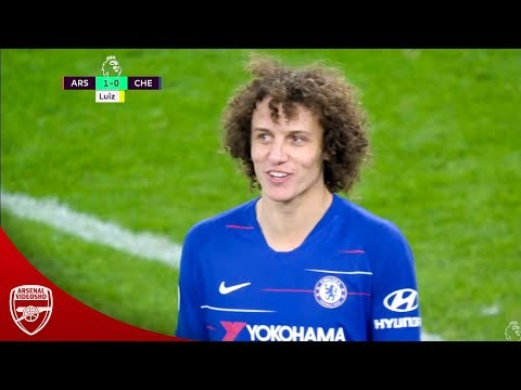 This is Why Arsenal Signed David Luiz!