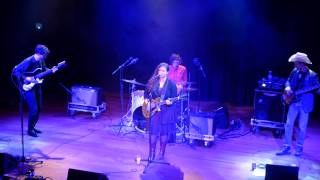 Mexico City - Jolie Holland (talking Kerouac)