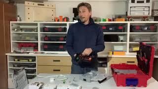 Knipex L-Boxx Bestückungsvorschlag