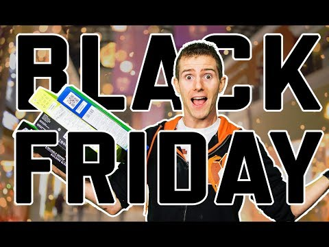 Amazon Black Friday Tech Deals 2017