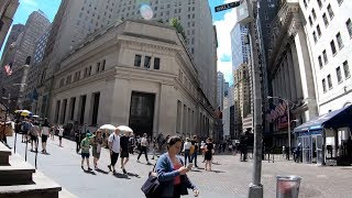 Financial District, New York