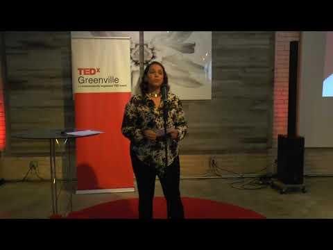 TEDxGreenville Pitch Dewan