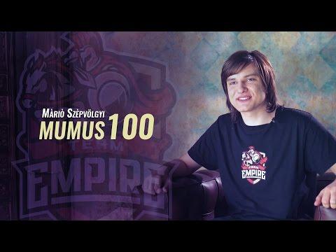 Интервью с EMP Mumus100