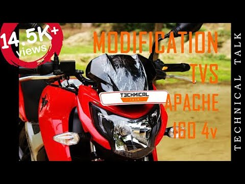 Download Tvs Apache 160 4v Visor Installation First