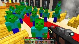 Скрижаль! День 54. Зомби Апокалипсис в Майнкрафт