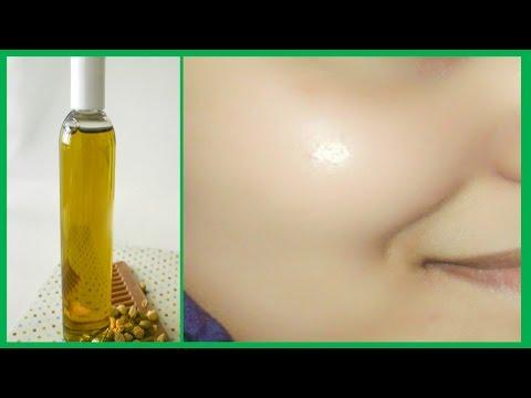 Les masques pour la personne avec lhuile de la vitamine e