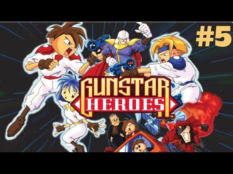 [Mega Drive/Genesis] Gunstar Heroes - Save Yellow #5