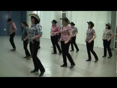 The Gambler - line dance - NEW SPIRIT of Country Dance
