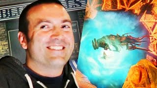 SEVERAL NEW EASTER EGGS & CHANGES IN BO3 ZOMBIES! (Black Ops 3 Zombies Shadows of Evil)