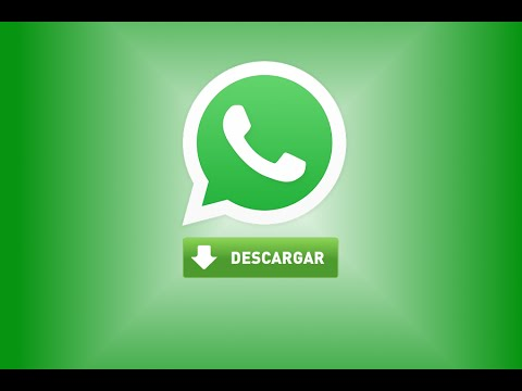 Instalar Y Descargar WhatsApp Messenger Para Android Desde Google Play Store Mp3