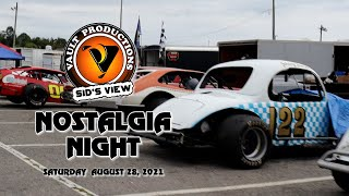 Sid's View | 08.28.21 | Nostalgia Night