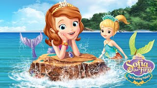 Sofia The First  Full Episode Of The Floating Palace Storybook Disney Jr App For Kids  English