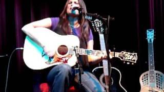 "Terri Clark ""How I Feel/ I'm Alright/ Everytime I Cry"" Live In Blackwood, NJ, 2/20/10"
