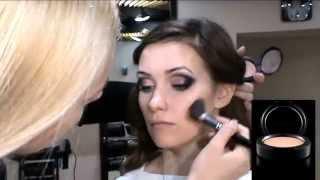 """Макияж в технике"""" уголок"""".Как увеличить глаза.How to make Big Doll Eyes/Make up Tutorial."""